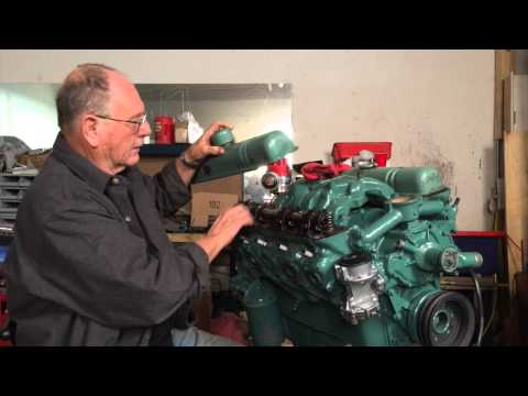 Classic Car Engine Painting Tips & Where to Get Matching Original Color Paint