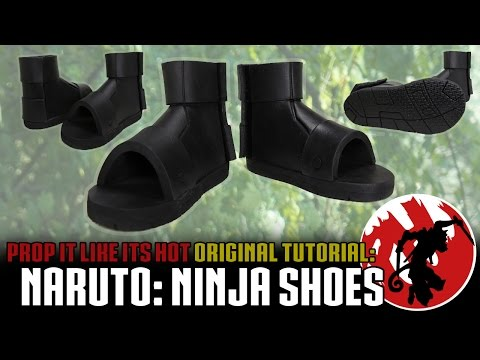Naruto: Ninja Shoes Tutorial
