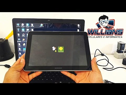 Firmware Stock Rom Tablet Samsung Tab 10.1 GT-P7510, P7500, Como instalar, Atualizar