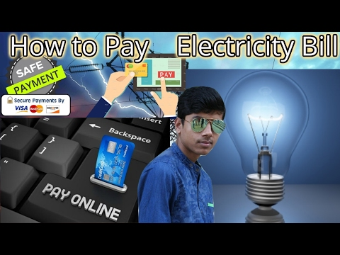 How to pay electricity bill online | Hindi & English | BSES | #7StarTech