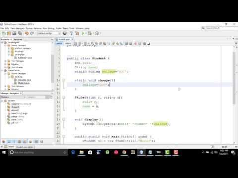Java Bangla Tutorial part 22 || Static keyword in java
