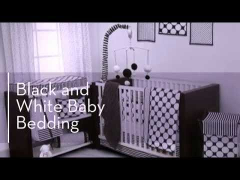 Best Black and White Baby Bedding
