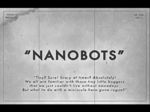 What to do when you see a nanobot?