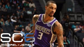 Cavaliers in talks to acquire George Hill from Kings   SC6   ESPN