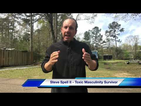 A Toxic Masculinity Survivor Speaks Out, Makes Case!