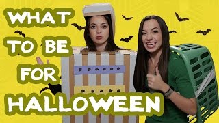 What should i be for halloween the merrell twins mp3