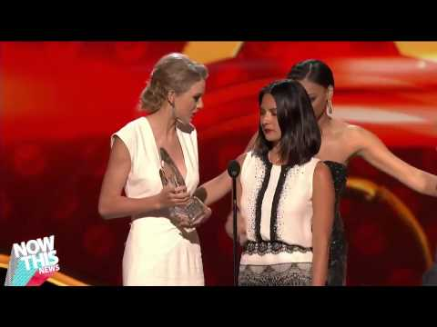 Taylor Swift Interrupted, Again