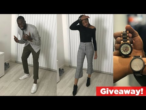 GIVEAWAY! SHOPPING FOR MY FIANCÉ | JORD WATCHES