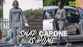 Snap Capone Officially Released - And In The Daily Mail #MusicNews