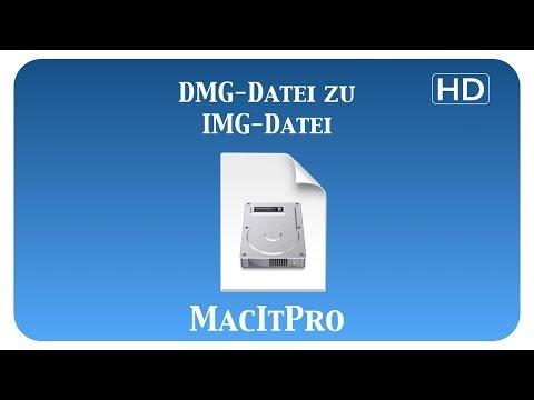 DMG zu ISO konvertieren Mac [HD]
