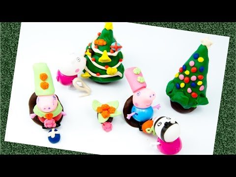 #Peppa #Pig Love #Christmas Trees - HV Kids Collection Rhymes for Kids