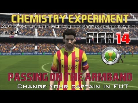 FIFA 14: Passing on the Armband & Chemistry Experiment