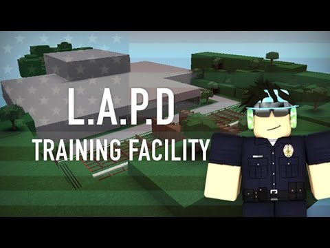 Roblox LAPD Training 1