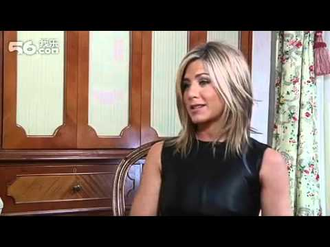Jennifer Aniston on T4 21/7/2011