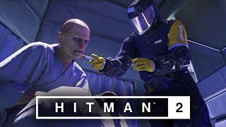 Hitman Patient Zero The Vector Doctor Bradley Paine Silent