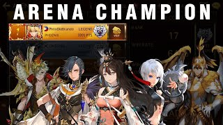 Seven Knights JAVE SHOW UP ON ARENA Videos - 9tube tv