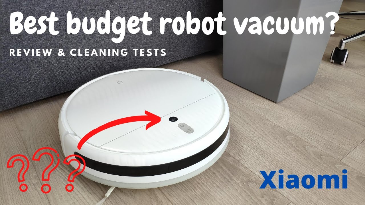 Xiaomi MiJia 1C Review: Powerful Robot Vacuum for an Affordable price