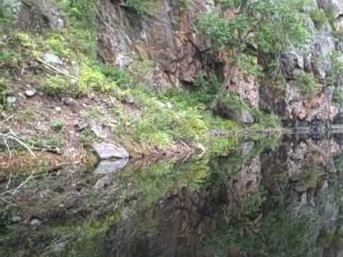 Algonquin Park - Barron Canyon Canoe Trip