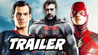 Justice League Trailer 2 and The Flash Flashpoint Movie Theory