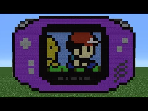 Minecraft 360: How To Make A Gameboy Advance