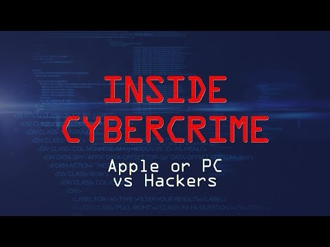Inside Cybercrime: Apple or PC vs Hackers?