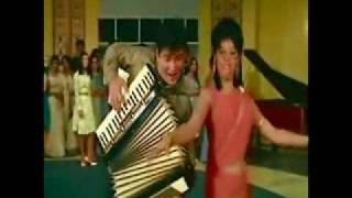 Song: Aaj Kal Tere Mere Pyar Ke Charche Movie: Brahmachari (1968) with Sinhala Subtitles