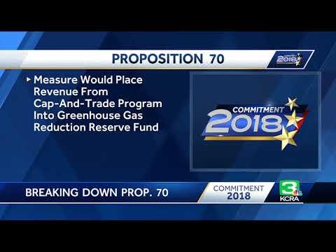 Commitment 2018: Breaking down prop 70