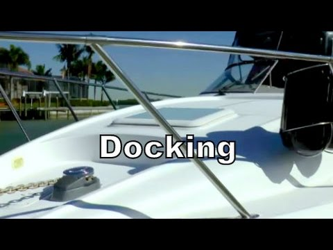 How To: Berth Single Handed | Motor Boat & Yachting
