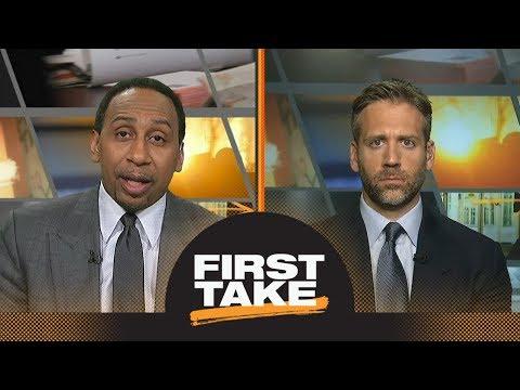 Stephen A. on Seahawks postponing Colin Kaepernick's visit: 'I'm not surprised' | First Take | ESPN