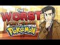 The WORST Post-Game in the Pokémon Games (Ft. KarlosPokemon)