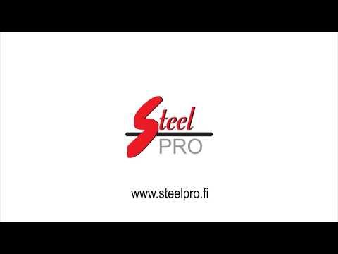 3D video animation/LK63A glass railing profile