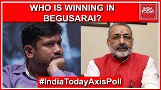 Giriraj Singh To Win Begusarai, Kanhaiya Kumar To Lose | India Today Exit Poll 2019