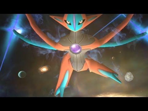 Pokémon Black 2 & White 2: How to Get Deoxys (Undefined)