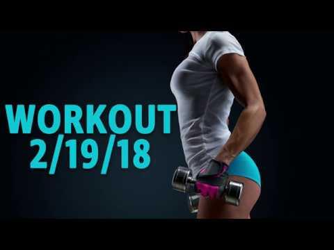 Workout 2-19-18