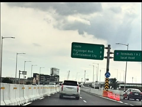 Faster way to NAIA Terminals 1,2, 3, to Solaire, MOA, and Phil. Senate