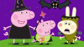 Kids Videos | Trick or Treat? Happy Halloween | Peppa Pig Official | New Peppa Pig