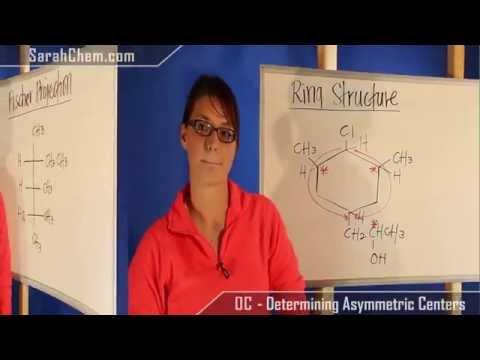 Determining Asymmetric Centers (Full Version)