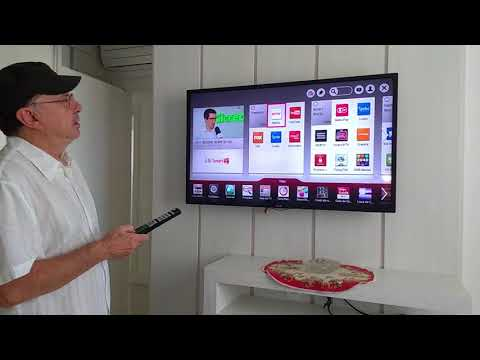 TV Smart LG Acesso Netflix