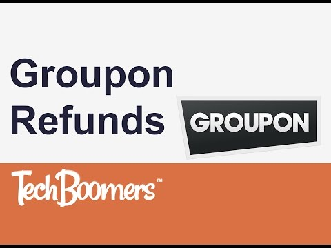 Groupon Refunds
