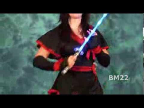Ninja Dragon Halloween Costume Review
