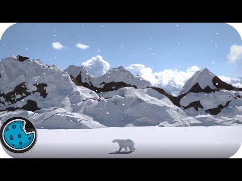 Animated Short Film: Polar Bear (Global Warming)