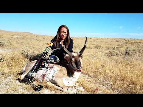 Megan's Archery Pronghorn 2017