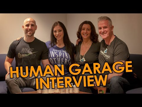 The Human Garage: How To Align Your Body And Mind For High Performance