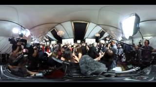 Download Tour the Grammys red carpet in 360 degrees Video
