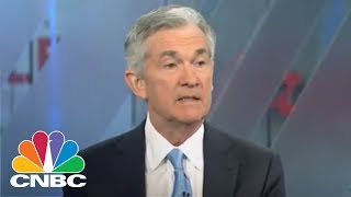 Fed Governor Jerome Powell On Monetary Policy, Bitcoin, And Tax Reform   CNBC