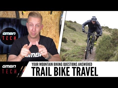 Long Or Short Travel For Trail Riding? | Ask GMBN Tech