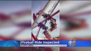 2 Local Fire Ball Rides Remain Shut While Investigation Into Deadly Ohio Accident Continues