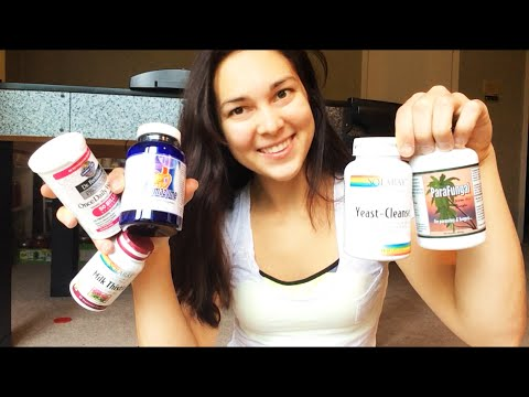 Vegan Supplements For Acne & Candida