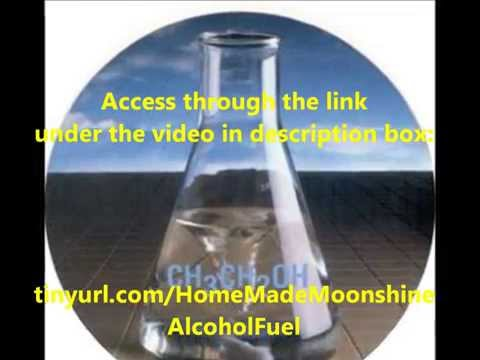 Moonshine engine fuel| how to make Moonshine engine fuel at home!