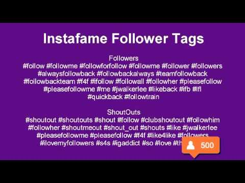 Get thousands of new followers with these Instagram hashtags